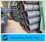 Aço carbono do tubo sem costura 6m