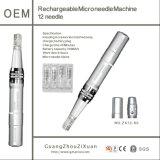 De elektrische Navulbare Pen van Derma Microneedling