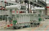 Sz9 de Transformator van de Macht van de Reeks 6.3mva 35kv met op de Wisselaar van de Kraan van de Lading