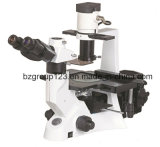 Microscope à laboratoire fluorescent inversé Bz-120f