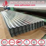 Gewölbtes Stahlplatten-Dach-Blatt des regelmäßigen Flitter-G60