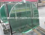 piatto di vetro libero del focolare di 10mm per la stufa