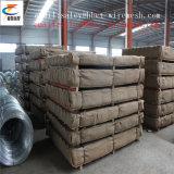 Alta calidad de la malla de alambre de acero engastado