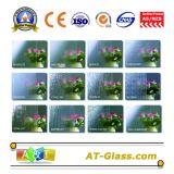 3~8mm gekopiertes Glas für Badezimmer-Fenster-Möbel