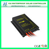 15A impermeabilizzano il regolatore solare Costante-Corrente della carica dell'indicatore luminoso di via con il driver (QW-SR-DH100-LI)
