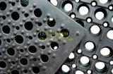 Industrielle ermüdungsfreie Entwässerung-Küche-Gummifußboden-Matte