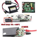 Kit de conversion HID Garantie grandement 35W 55W 75W 100W H4 H7 9005 9006 pour la voiture de lampe au xénon