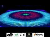 Водонепроницаемый светодиодный акрилового покрытия пола видео