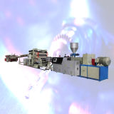 Línea-PPR plástica máquina del tubo de la protuberancia