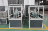 Tubo plástico del uso de la construcción que hace la máquina