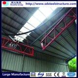 Estructura de acero de la luz de Viviendas Prefabricadas Villa modular