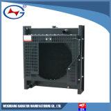 Yc4a100z: Radiador para el motor diesel