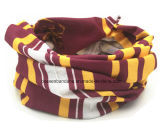 Выполненный на заказ малыша напечатанного шарф Bandana Headwear пробки спортов логосом выдвиженческого