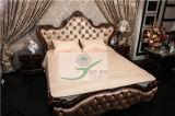 Il Corner grigiastro Embossed Soft Leather Sleeping Mat