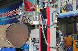Газ трубопроводный инжиниринг ЧПУ плазменной резки стали машины