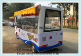 Running Hot Dog Trailers Mobile Juice Bar Qingdao, Chine