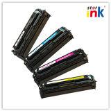 Kleurentonercartridge compatibel met HP CB540/541/542/543 met OEM-drum
