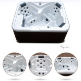 Max 15 AMP Just Plug in Portable 3 Seater SPA Pool Hot Tub Couverture gratuite SPA