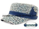 military Hat (YYCM-120284) 주문 표범 숙녀