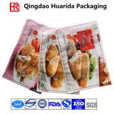 Sacchetti piani trasparenti di imballaggio per alimenti della plastica pp di zucchero di cristallo