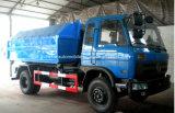 Dongfeng 4X2 15 CBM crochet Camion 15 tonnes du rouleau du bras pour la vente de camions à ordures