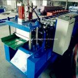 Rodillo de acero de la hoja de la azotea de la costura derecha que forma la máquina