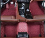 Jaguar Xj Leather 5D Tapete do carro