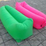 空気ソファー不精な袋の速く膨脹可能なポータブルのキャンプの寝袋浜のベッドのFoldable洗濯できる