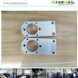 Части CNC алюминия высокого качества точности подвергая механической обработке