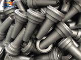 Eixo de aço da unidade do rolamento do cubo do automóvel do CNC