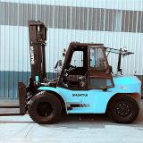 8 Diesel van de ton Vorkheftruck met de Motor van Japan Isuzu