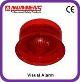 Allarme visivo convenzionale di alta qualità, ente rosso (442-003)