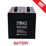 2 Volt Indrustrial Battery, 50ah zu 3000ah