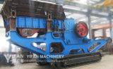 Hochleistungs--Gleisketten-mobile Steinzerkleinerungsmaschine-Maschine