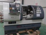Máquina-instrumento Ck6140A da elevada precisão da torreta da posição de Siemens 8 do torno do CNC