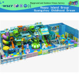 Zachte Speelplaats van de Speelplaats van de Speelplaats van kinderen de Binnen (H14-0907)