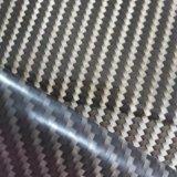 Das películas quentes da impressão de transferência da água da fibra do carbono da largura da venda 0.5m/1m de Tsautop cópia Hydrographic Tstd721-1 do Aqua da película