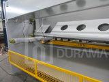 Hydraulische Guillotine-Stahlplatten-Scher-und Ausschnitt-Maschine QC11y 16X3200mm