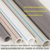 Tubes en plastique - tuyau en PVC isolant pour câble de protection électrique