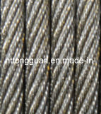 Ascenseur Steel Wire Rope 8 mm 10 mm 12 mm 13 mm 16 mm