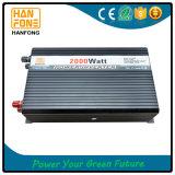 Fabricante de China de la eficacia alta del inversor 2kw de la fuente DC/AC de la energía solar