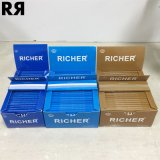 Richer 20GSM Cigarrillo Rolling Paper Calidad Fsc Certificado