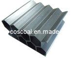 Perfil de extrusão de alumínio multi-oco (ISO9001: 2008 TS16949: 2008)