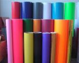 색깔 비닐, 색깔 절단 비닐 스티커 롤, 절단 도형기