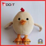 Juguete chillón del animal doméstico de la felpa del juguete del perro del pollo de la felpa
