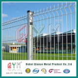 Geschweißtes Maschendraht-Zaun-Metallgarten geschweißtes Draht-Zaun-Panel