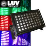 Luv-L209RGB 54X3w 3-in-1 LED-wandreiniger voor buiten