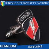 Professional Cufflink metálicas personalizadas com Novo Design