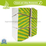 ナイジェリアのマーケティングのための天井のボードか偽の天井の石膏ボード