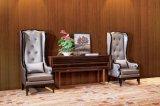 Мебель спальни гостиницы твердой древесины (NL-TF020)